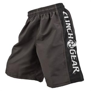 Clinch Gear Youth Performance Shorts - Pewter